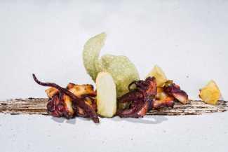 Gastronomía y Restauración- Pulpo- Especiales Diario de Ibiza