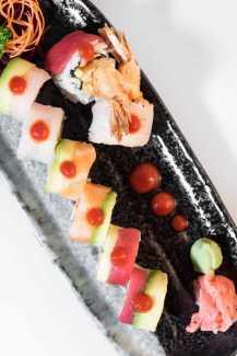 Un 'sushi' de excepción.