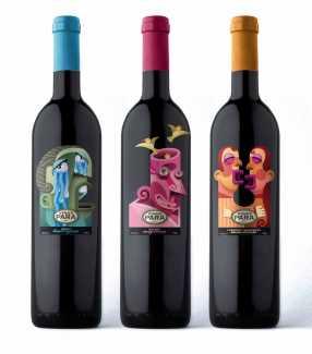 Gastronomía y Restauración- Vino etiquetas- Especiales Diario de Ibiza - 0017