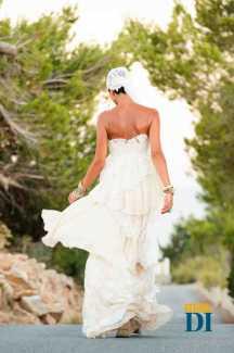 Las Pitiüses ofrecen entornos idílicos para celebrar bodas. GABI VÁZQUEZ