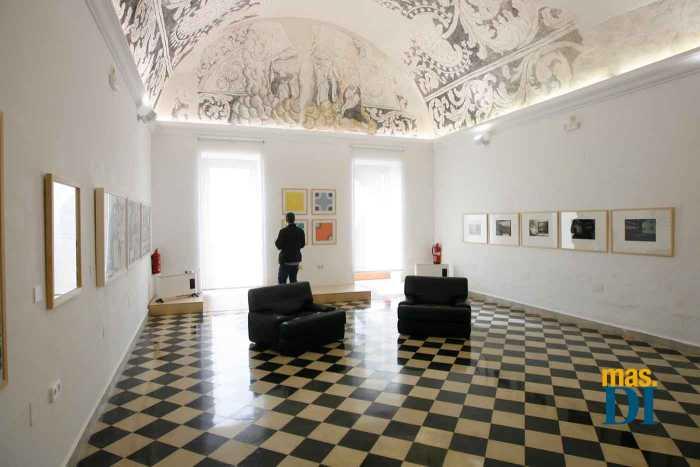 La Sala Capitular del antiguo Ayuntamiento. VICENT MARÍ
