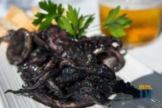 Ricas recetas con manjares del mar. SERGIO G. CAÑIZARES