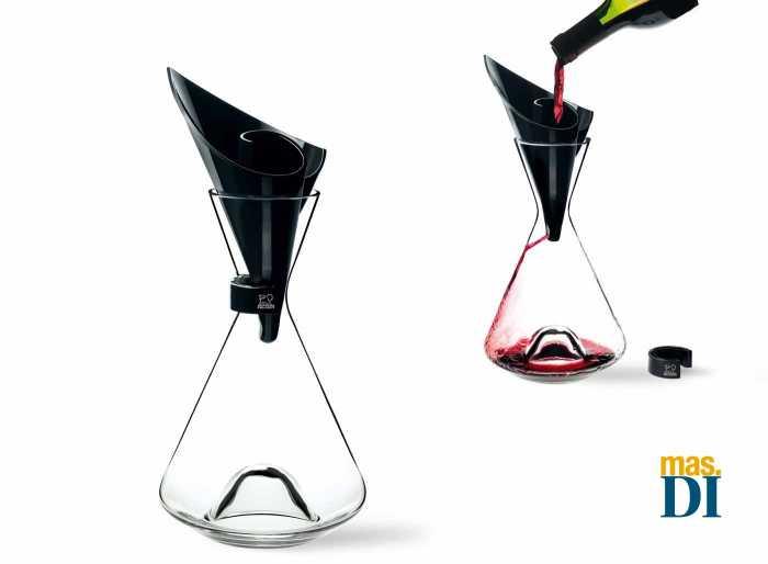 Coches, motos, molinillos, pero… ¿qué sería del vino sin Peugeot?