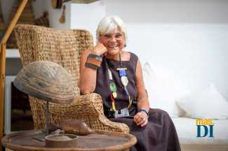 Entrevista Rosa Esteva, Casa Rosa, Cala Salada