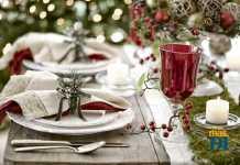 Menús cena Navidad y Nochevieja
