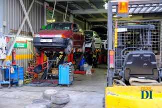 Aggeve Pitiusas S.L., baja definitiva de vehículos sin coste