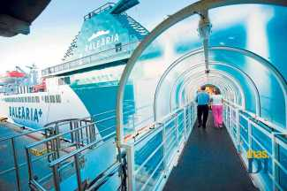 Baleària | Renfe y Baleària acuerdan crear un billete combinado tren+barco | másDI - Magazine