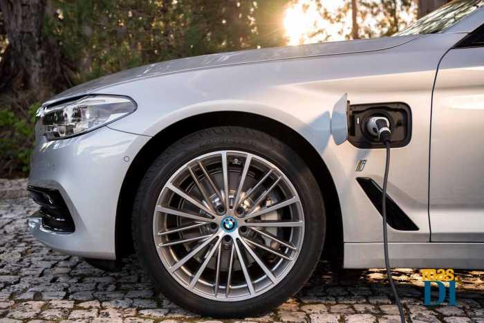 BMW Serie 5, la berlina de negocios | másDI - Magazine