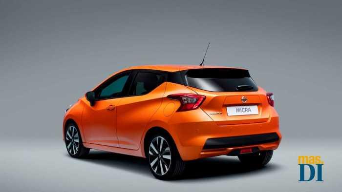 Nissan Micra, expresivo e inteligente | másDI - Magazine