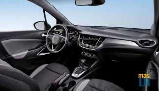 Opel Crossland X, elegante y desenfadado para la ciudad | másDI - Magazine