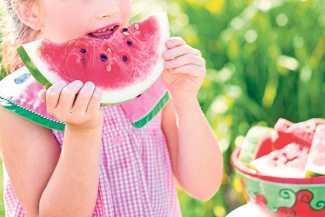 Una buena alimentación para vivir más y mejor