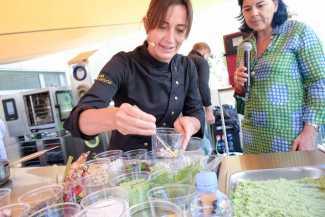 Del paisaje ibicenco al plato con estrellas Michelin | másDI - Magazine