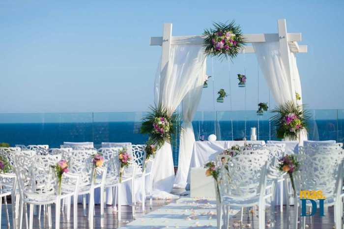 Hotel Aguas de Ibiza Lifestyle & Spa, casarse con los cinco sentidos | másDI - Magazine