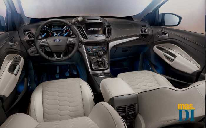 Ford Kuga Vignale, un SUV fuera de lo corriente | másDI - Magazine