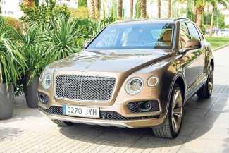 Bentley Bentayga para clientes | másDI - Magazine