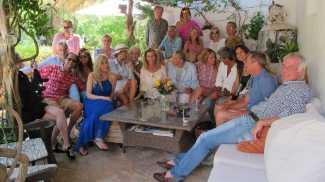 Helmut Berger celebra su 73 aniversario | másDI - Magazine