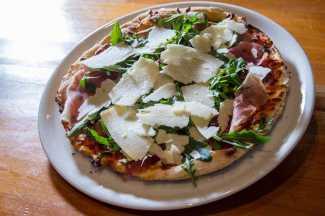 Restaurante Pizzería David's. Esencia de Francia e Italia