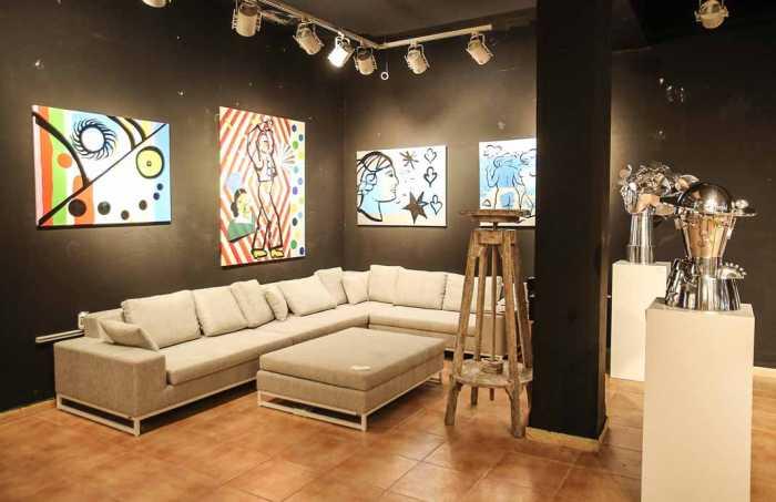 JORGE ALCOLEA IBIZA. Nuevo universo artístico | másDI - Magazine