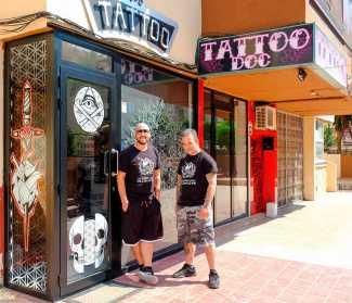DOC TATTOO, el minimalismo es la nueva tendencia en el tatuaje | másDI - Magazine