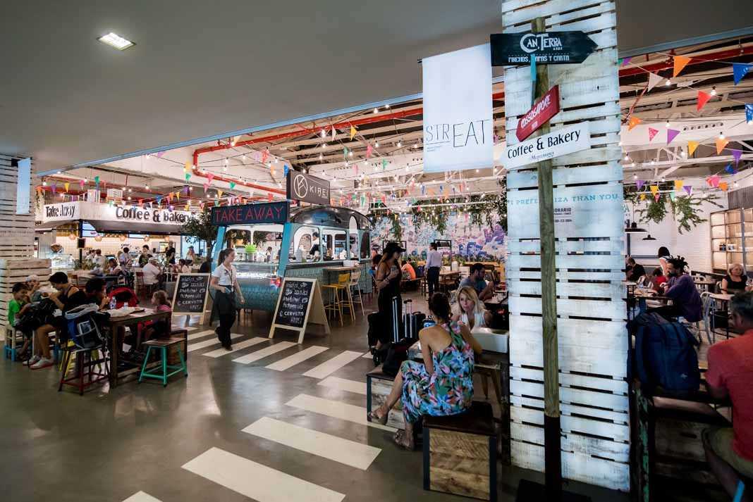 El nuevo centro 'gastro' de Ibiza está en el aeropuerto.