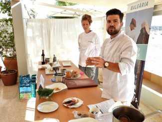 Baleària. Los 'Chefs(in)' en Formentera | másDI - Magazine