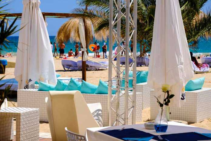 Restaurante Bali Beach