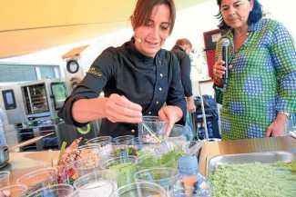 Begoña Rodrigo | Chef: «en la cocina nunca has aprendido todo»