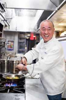 Nobu Matsuhisa: «Solo pienso en innovación y cocinar» | másDI - Magazine
