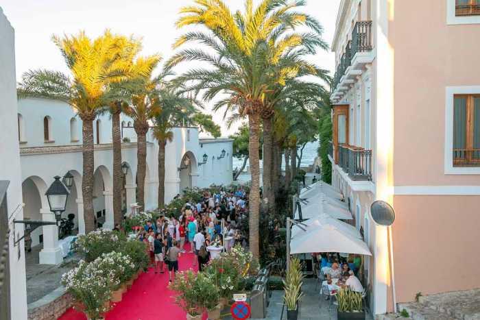 Hotel y restaurante Mirador de Dalt Vila. Experiencia gastronómica abierta a todos los ibicencos | másDI - Magazine