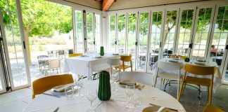 Restaurante Hoyo 19, Golf de Ibiza. Un espacio agradable para disfrutar durante todo el año.