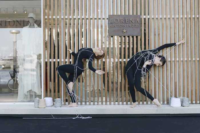 Lorena Antoniazzi inaugura la primera tienda de alta gama de la marca Umbro | másDI - Magazine