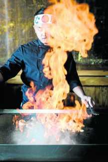 Minami Japanese Restaurant . Gastronomía oriental,  lujo occidental   másDI - Magazine