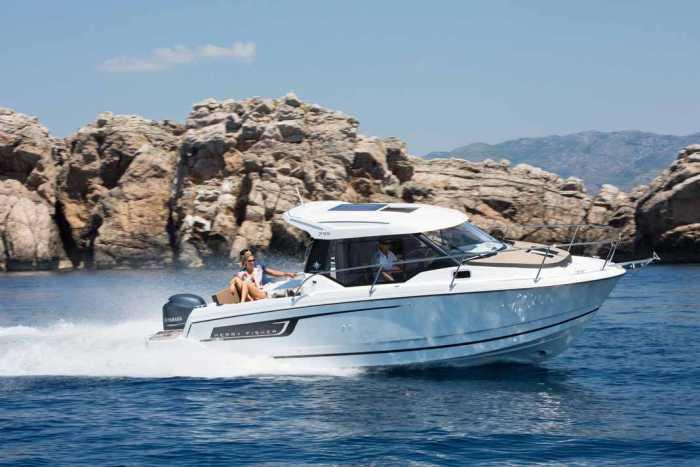 Náutica Ereso. Merry Fisher 795 y 895. Crucero y pesca por igual | másDI - Magazine