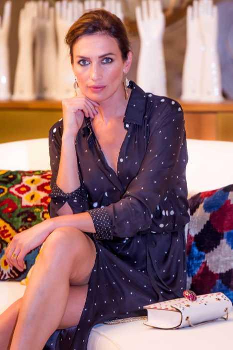 Nieves Álvarez: «La moda y los cánones de belleza cambian» | másDI - Magazine