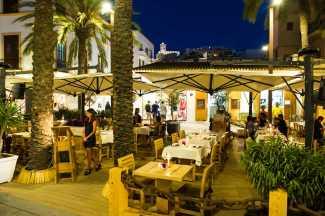 Restaurante Mariner Ibiza. Detallismo y sabor en el puerto de Vila