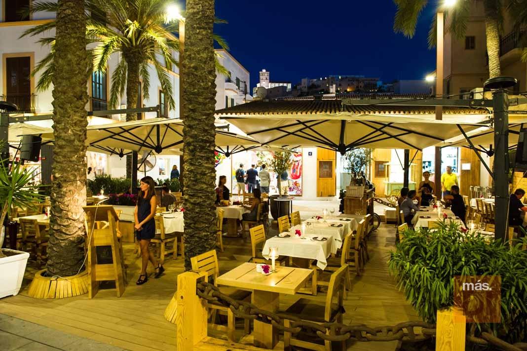 Restaurante mariner ibiza detallismo y sabor en el puerto de vila gastronom a - Restaurantes en el puerto de ibiza ...