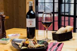 Sa Vida. Excelente comida y selección de vinos