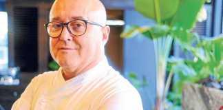Ricardo Sanz es el 'alma mater' de la cadena de restaurantes Kabuki, con los que ha conseguido cuatro estrellas Michelín.