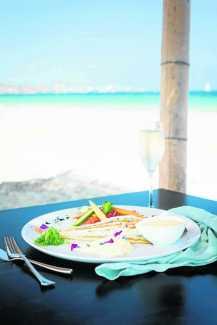 Sir Rocco Beach Club by Ushuaïa. El inconfundible sabor de Italia