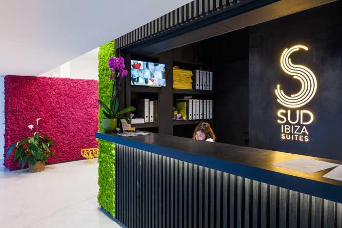 Sud Ibiza Suites. Un alojamiento especial para quienes aprecian los detalles