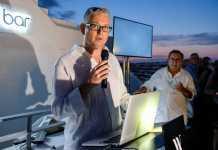 Presentación de la promoción de The White Angel Cala Comte, en el hotel OD Ocean Drive.