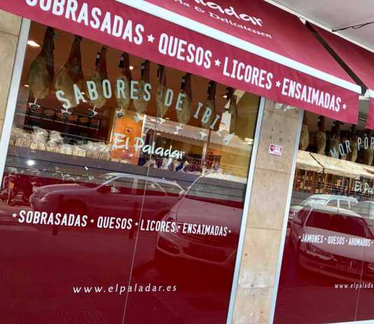 El Paladar. El establecimiento de Ibiza.