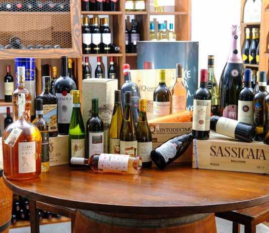Italian wine import. Las mejores bodegas de italia, directas a Ibiza.