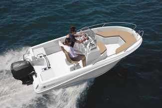 El modelo 4.7 que permite una conducción económica y rápida.