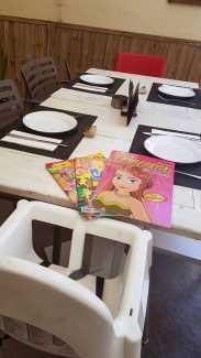 Los restaurantes de Ibiza dan la bienvenida a los más pequeños