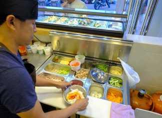 Take a Thai. Especialidades cocina tailandesa