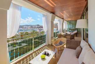 Aguas de Ibiza Lifestyle & Spa estrena una increíble piscina | másDI - Magazine