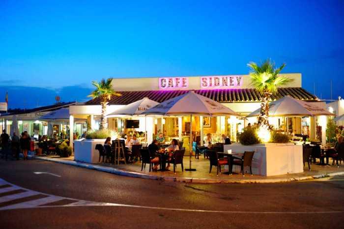 Café Sidney. Un menú especial para los fuegos   másDI - Magazine