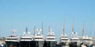 Eivissa y Formentera son los destinos preferidos por los grandes yates del mundo