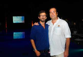 Nobu Hotel Ibiza Bay. Proyecciones caligráficas de Márquez | másDI - Magazine